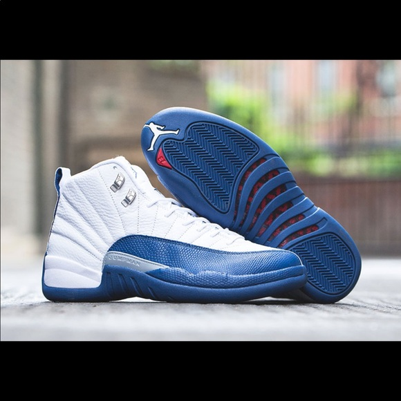 info for 6af93 36626 Jordan retro 12 Xll French blue